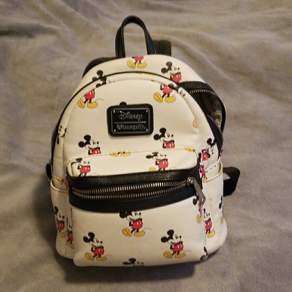 38d89f922233 loungefly Handbags - Mickey mouse mini backpack